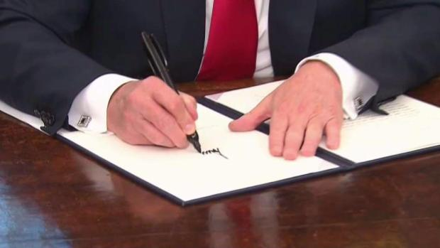 [NY] Trump Still Vows to Secure Borders After Singing Family Separation Order