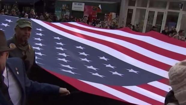 [NY] Trump to Speak at NYC Veterans Day Parade