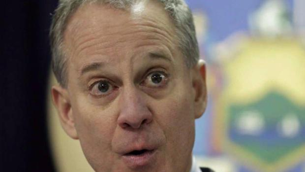 [NY] Turf War Over Schneiderman Scandal Investigation