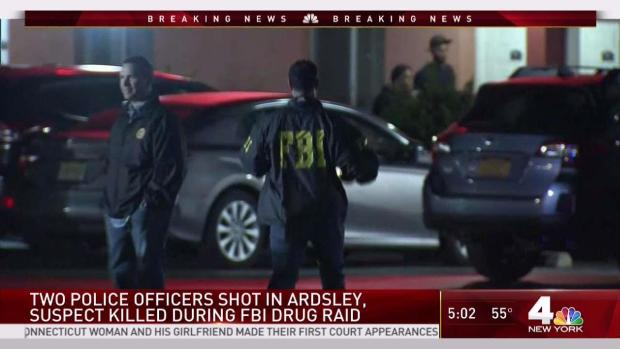 [NY] Two Cops Shot in Ardsley