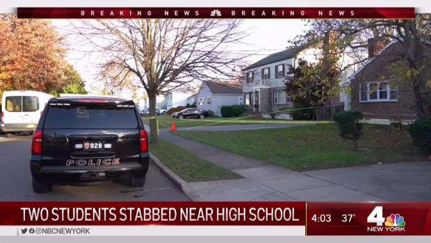 [NY] Two Students Stabbed Near High School on Long Island