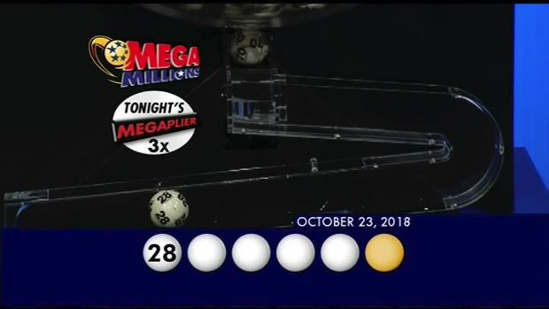 [NATL] Watch the Historic Mega Millions Drawing