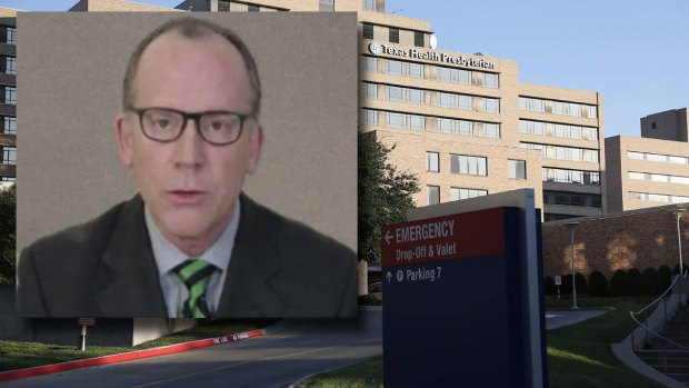 [DFW] Raw Video: Hospital Chief Apologizes