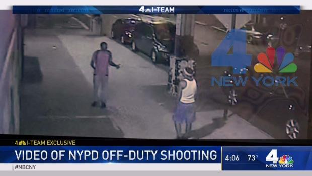 [NY] Video of Controversial Off-Duty NYPD Sergeant Shooting