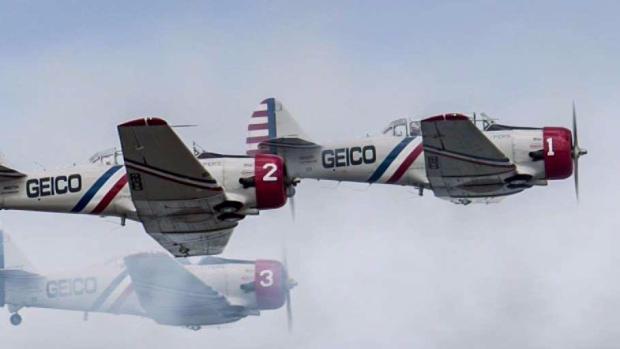 [NY] Vintage Plane Crashes Killing Pilot on Long Island