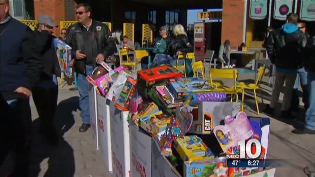 [PHI] 50,000 Motorcyclists Participate in Toy Run