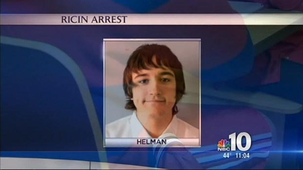 [PHI] Friend of Ricin Suspect Speaks