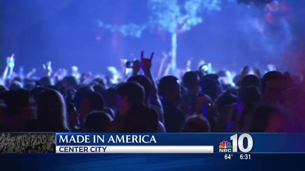 Beyoncé Wows Crowd at Made in America