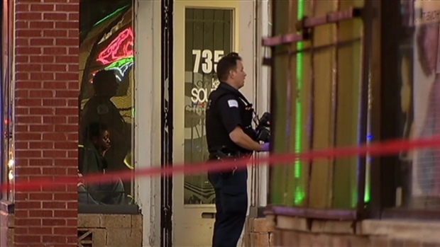 [CHI] Chicago Teacher Killed in Gang Crossfire