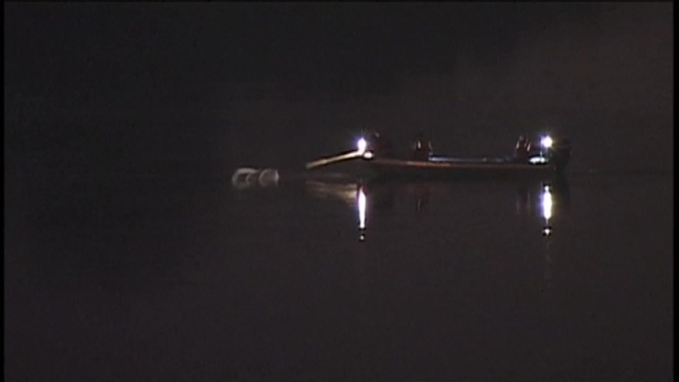 [CHI] 3 Missing After Boat Collides with Barge