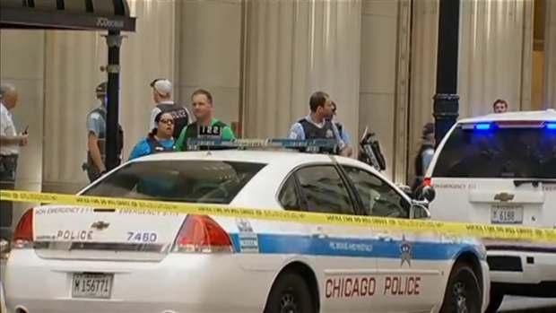 [CHI] Shooting Reported at Chicago High-Rise