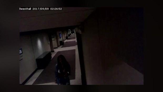 RAW 3: Surveillance Video Shows Teen at Hotel Night of Freezer Death
