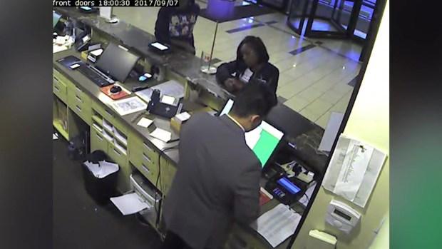 RAW 4: Surveillance Video Shows Teen at Hotel Night of Freezer Death