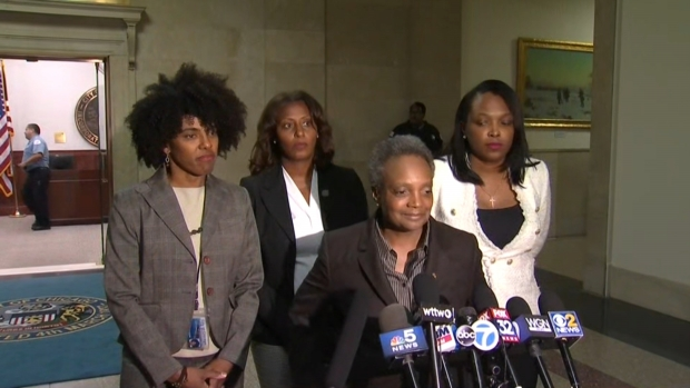 [NATL CHI] Lightfoot Announces End of Chicago Teachers Strike