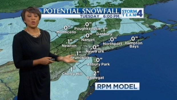[NY] Evening Forecast for Monday, November 11