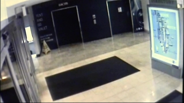 [NY] Security Video Shows Gunman Prowling NJ Mall