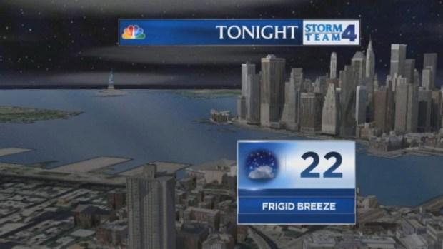 [NY] Morning Forecast for Sunday, November 24