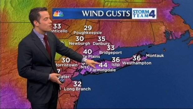 [NY] Noon Forecast for Sunday, November 24