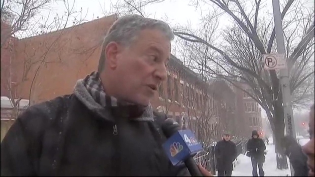 [NY] VIDEO: De Blasio on the Decision to Close Schools