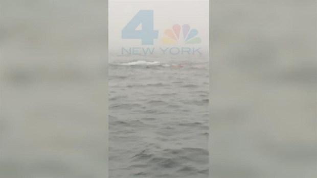 [NY] Tug Boat Capsizes Off Long Island