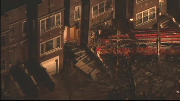[NY] Cement Truck Crashes into Bronx Home