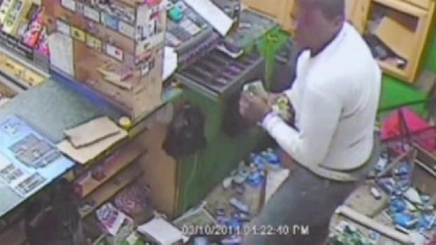 [NY] Suspect's Pants Fall Down During Brooklyn Bodega Robbery