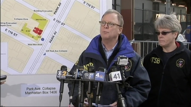 [NY] NTSB: Tests Detected Gas Underground After Explosion