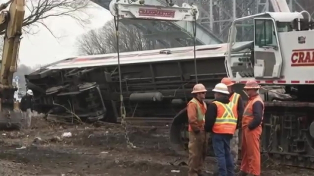 "[NY] Engineer in Deadly Metro-North Derailment Had ""Severe"" Sleep Disorder: NTSB"