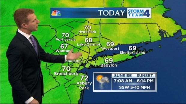[NY] Morning Forecast for Thursday, October 16