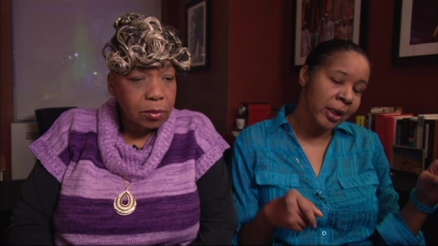 Eric Garner's Family Reacts to Grand Jury Decision