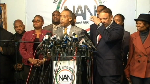 Civil Rights Leaders Criticize Decision In Eric Garner Case