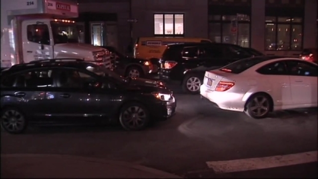[NY] Gridlock After Garner Protesters Take to Streets
