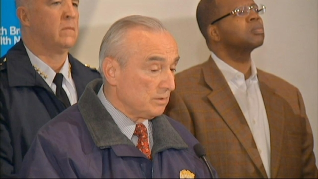 [NY] Police Commissioner Bill Bratton Speaks About Slain Officers