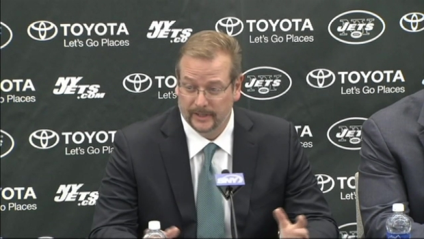 """[NY] Jets New Head Coach: """"It's a Dream of a Lifetime"""""""