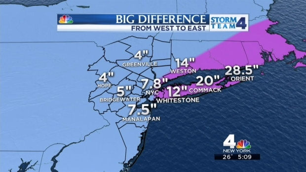 [NY] Why Snowstorm Was Complicated Forecast