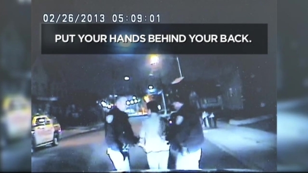 [NY] Dashcam Video Shows NJ Cop in Fatal Wrong-Way Crash During 2013 DUI Arrest