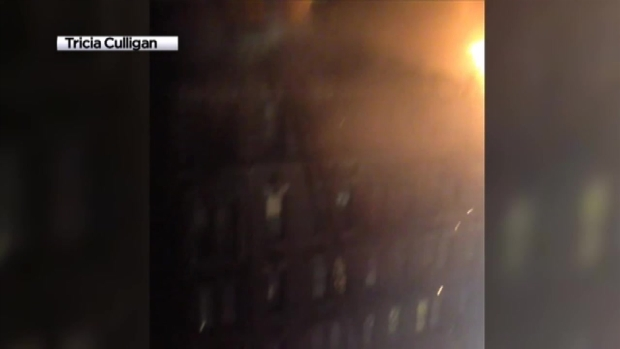 [NY] 5 Firefighters Injured in Upper East Side Fire: FDNY