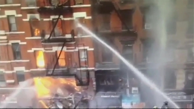 [NY] Improper Access to Gas Line Eyed as Cause of East Village Explosion