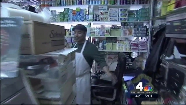 [NY] Cop Caught on Video Pocketing Cash During Deli Raid, Owner Says