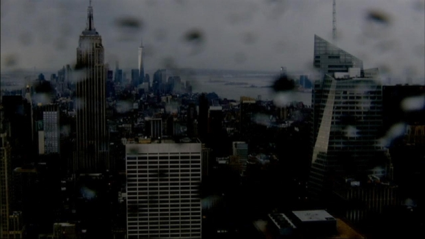 Watch Time-Lapse Video of Storm From Top of the Rock