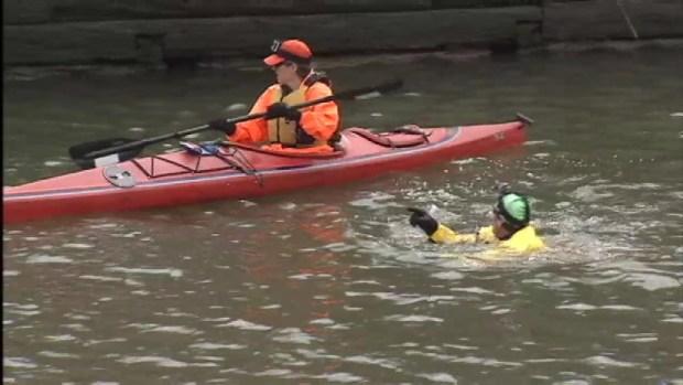 [NY] Man Swims Highly Polluted Gowanus Canal Despite EPA Warning