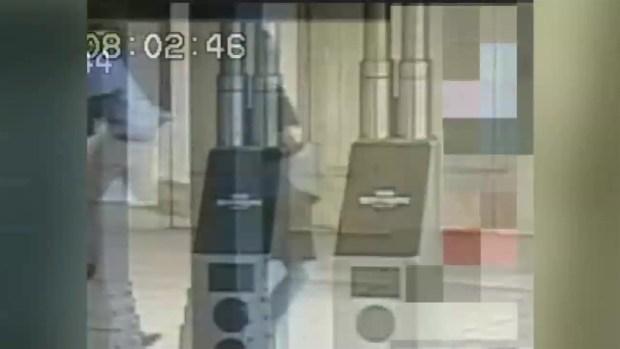 [NY] Man Attacks Subway Rider, Pushes Her onto Tracks