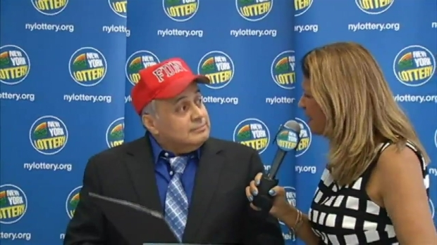 [NY] Firefighter Who Had to Retire After 9/11 Wins the Lottery
