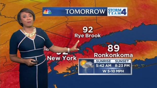 [NY] Evening Forecast for Monday, July 20 2015