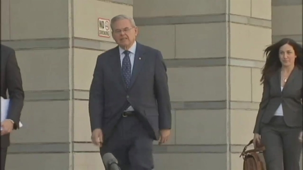 [NY] Prosecutors, Defense Face Off in Menendez Corruption Arguments