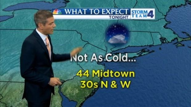 [NY] Forecast for Monday, Oct. 19