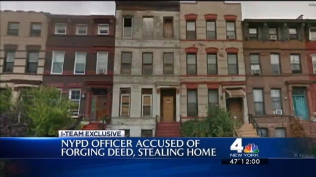 [NY] NYPD Officer Indicted on 4 Felonies for Allegedly Forging Deed, Stealing Brooklyn Home