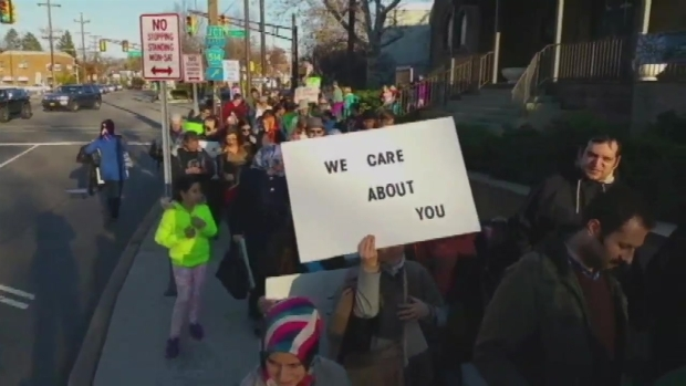 [NY] NJ Muslim Community Denounces Paris Attacks
