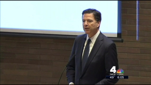[NY] FBI Director to NYPD: ISIS Online Recruiting is an Ongoing Problem