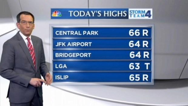 [NY] Evening Forecast for Friday December 25, 2015